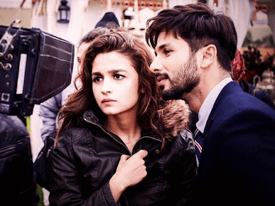 Shaandaar Movie 2015 In Alia Bhatt And Shahid Kapoor