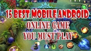 Ini Dia! 15 Game Online Terbaik Di Hp Android Wajib Kamu Mainkan