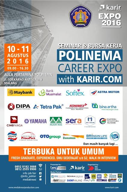 Polinema Karir.com