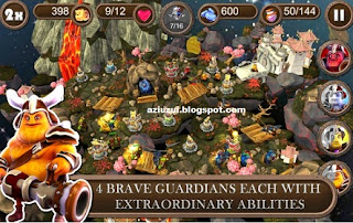 Free Download Brave Guardians Game