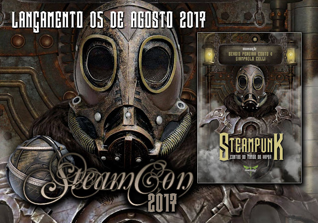 Steampunk - Contos do Mundo do Vapor