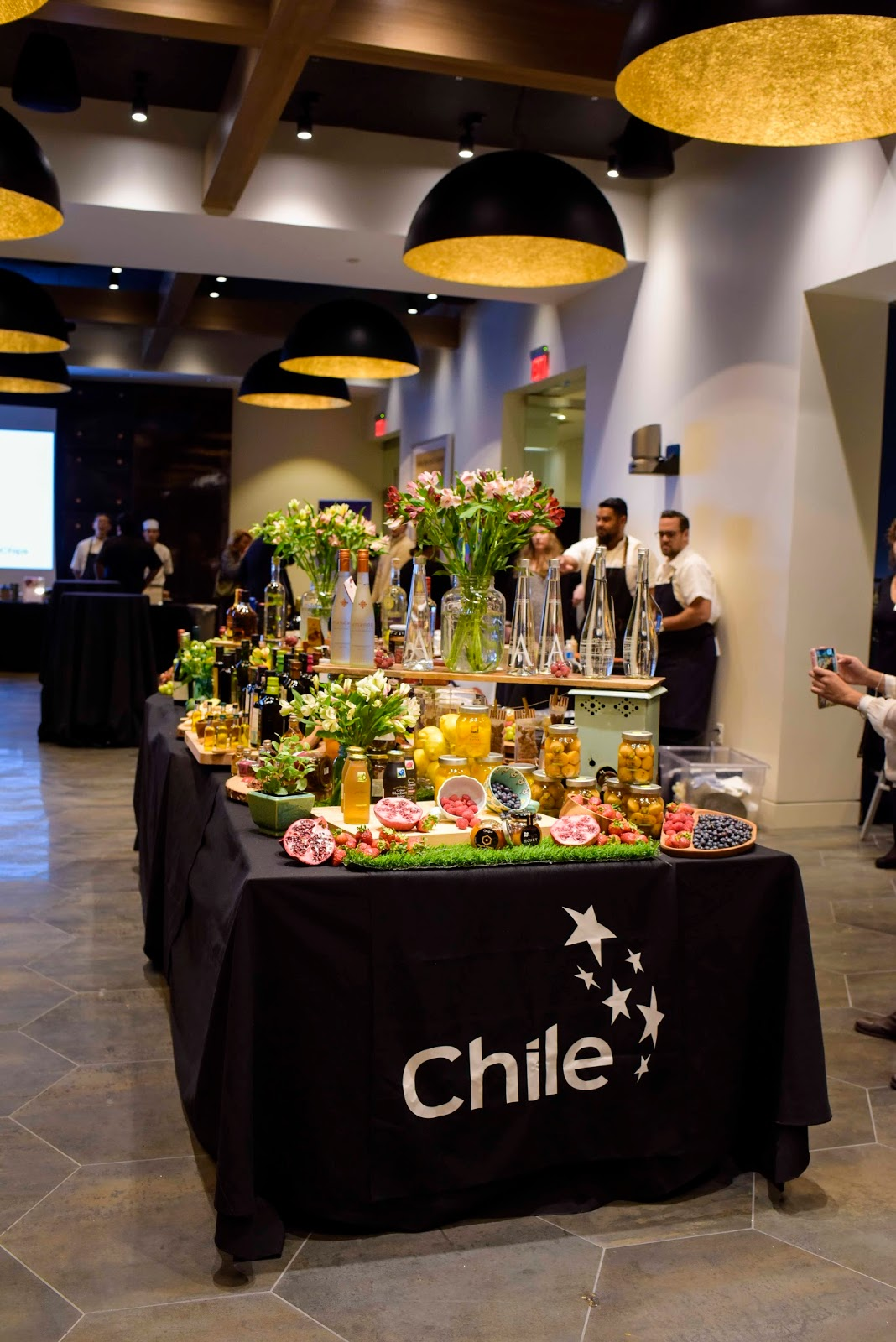 2nd Annual Chef's Challenge Associated with