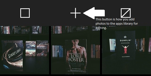 how to add photos to vsco collection