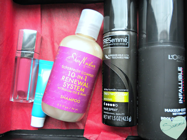 Target Beauty Box: Spring 2015