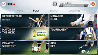 FIFA 14 MOD FIFA 17 FULL UPDATE SEASON 2016 / 2017 APK + DATA OBB