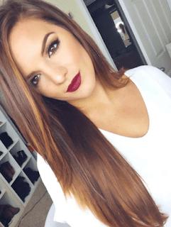 Model rambut panjang lurus