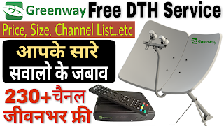 Greenway Free DTH