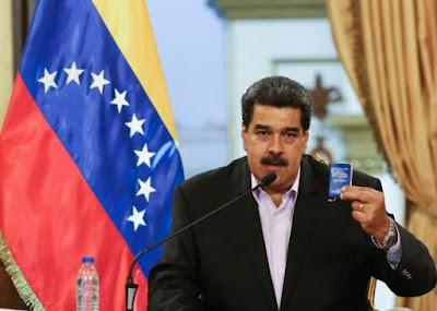 Nicolás Maduro culpó a EE.UU. de violar la embajada de su país