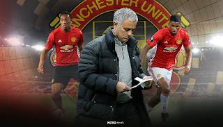 Prediksi Formasi Line-Up Manchester United vs Arsenal Tanpa Ibrahimovic dan Rooney