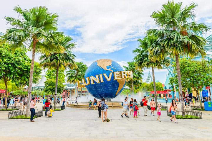 Tempat menarik di Singapore untuk dilawati