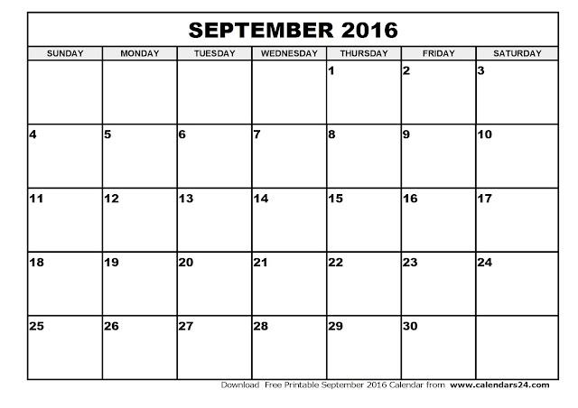 September-2016-Calendar-India-word