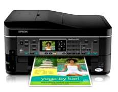 Epson WorkForce 545 Printer Driver Download