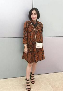 trend baju batik 2019