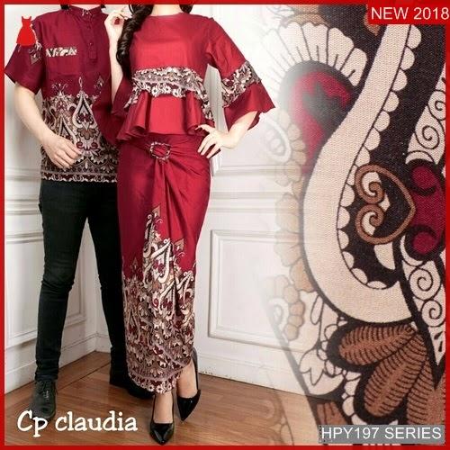 HPY197B201 Baju Couple Anak Claudia Murah BMGShop