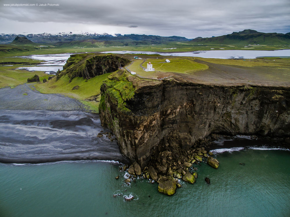 Drone Captures Stunning Aerial Images of Iceland, In Case You Need Another Reason to Go