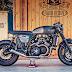 V Max Muscle Cafe   Moto Design Custom