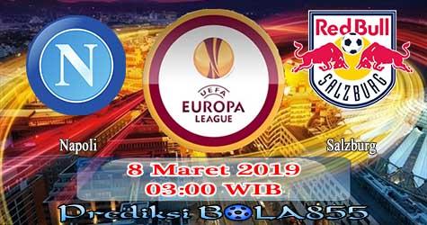 Prediksi Bola855 Napoli vs Salzburg 8 Maret 2019