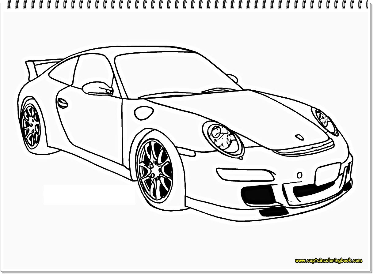 Das Auto Coloring Pages Worksheet Coloring Pages