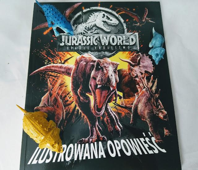 """""""Jurassic World. Ilustrowana opowieść"""""""