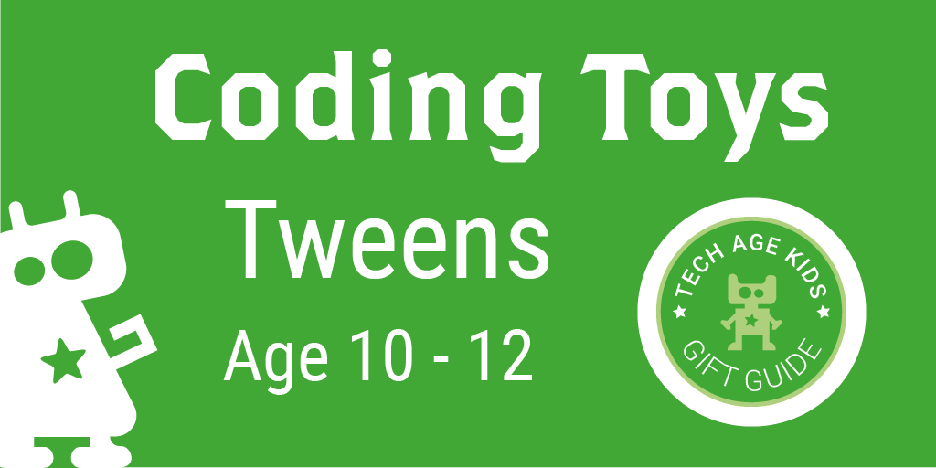 Top Coding Toys and Gifts for Tweens Aged 10-11-12: Expert Picks