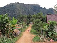 nong khiaw laos viaggio in solitaria fai da te