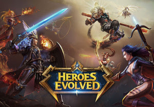 Heroes Evolved v1.1.26.0 APK
