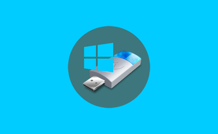 Cara Install Windows dengan Flashdisk tanpa Software