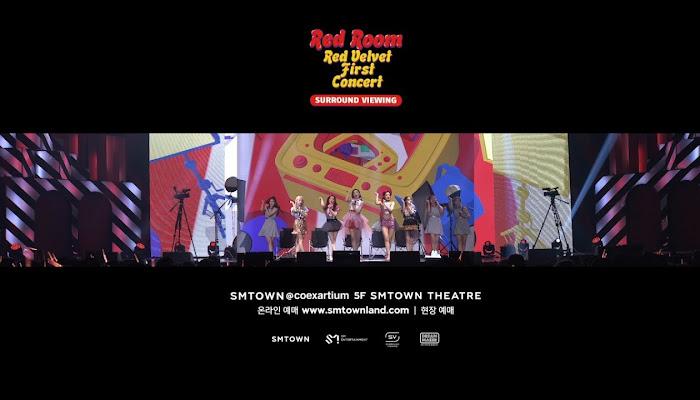 RED VELVET 레드벨벳 Red Room (Concert + Making Film + English Subtitles)