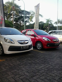 Honda Cililitan Kramat Jati - New Brio, New Mobilio, BRV, HRV Mugen, All New Jazz RS Limited, All New CRV Turbo Prestige, All New Freed, New City, All New Civic Turbo,  Accord, Odyssey, CRZ.