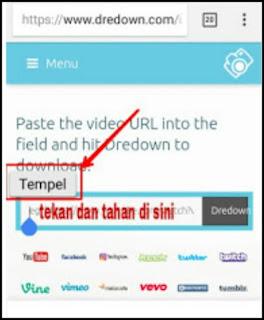 Cara Download Video Facebook di Hp Android, Tanpa Aplikasi serta Menggunakan Aplikasi 4
