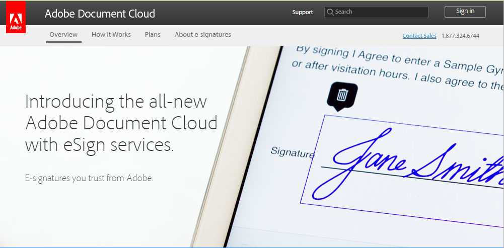 Adobe Document Cloud