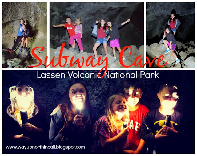Subway Cave, Lassen Volcanic National Park, California  www.wayupnorthincali.blogspot.com Subway Cave is amazing! A huge lava tube in Northern California!