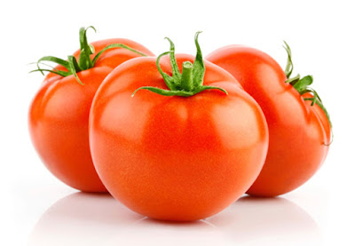 tomatoes for pimples and acne