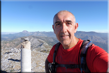 Peña Redonda mendiaren gailurra 1.995 m. - 2018ko abuztuaren 7an