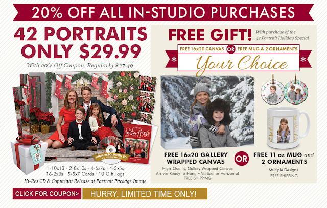 portrait innovations holiday photos