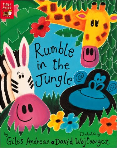 Books About the Jungle | What Can We Do With Paper And Glue