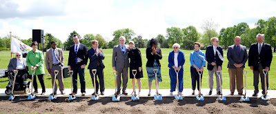 UIS breaks ground on first-ever student union building on campus