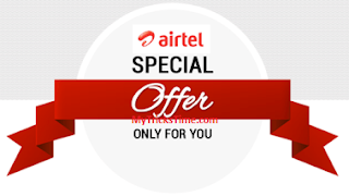 Airtel : Check Which is Free Offer is Available On Your Airtel sim