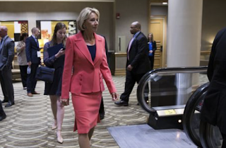 DeVos: School Choice Should Expand, But Not From Washington D.C.
