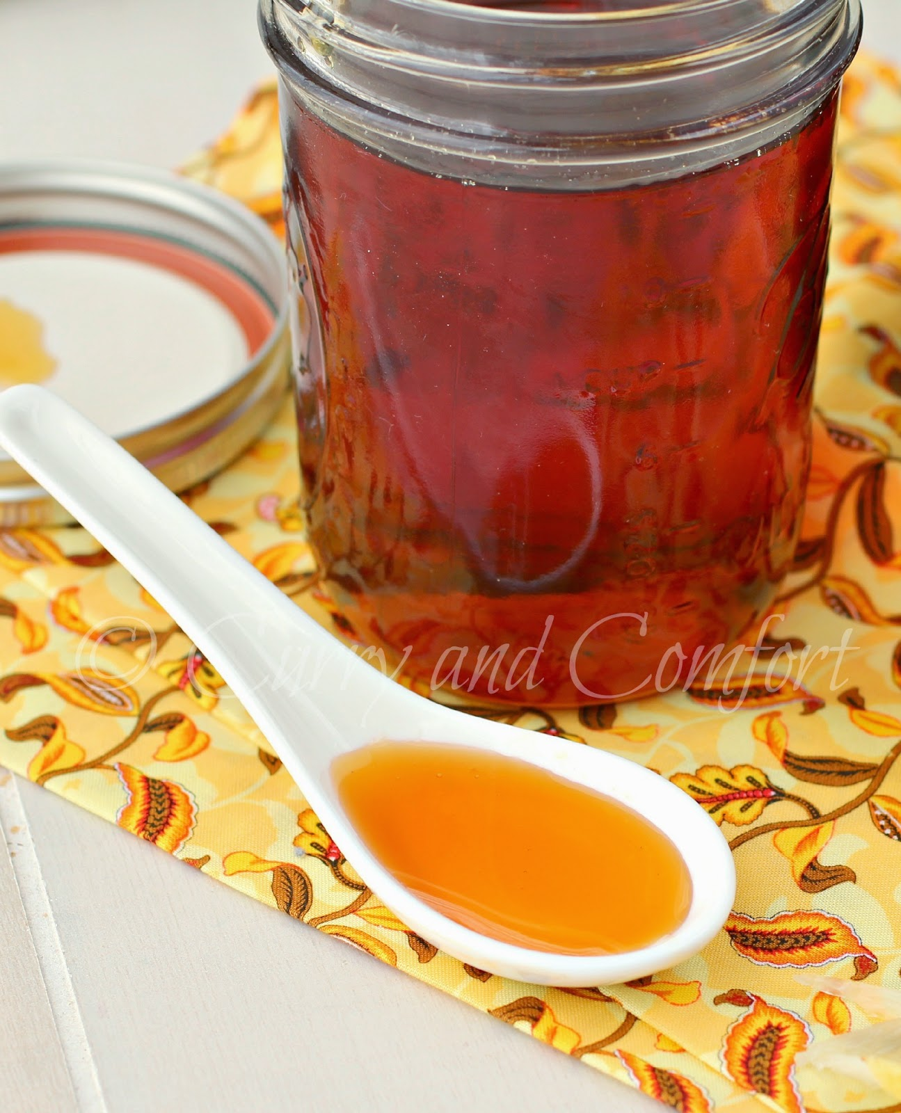 Todd S Kitchen Golden Syrup Recipe