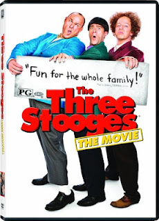 DVD Review - The Three Stooges: The Movie