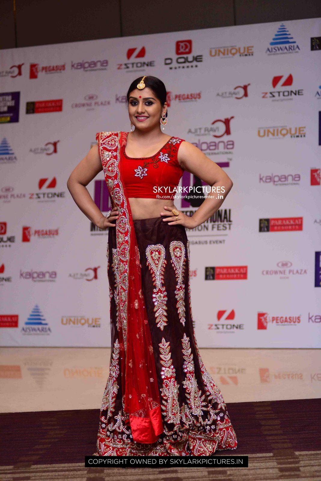 Sarayu Mohan Latest Photos From International Fashion Week