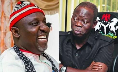 Okorocha Insists: APC Crisis Has Gone Beyond Control