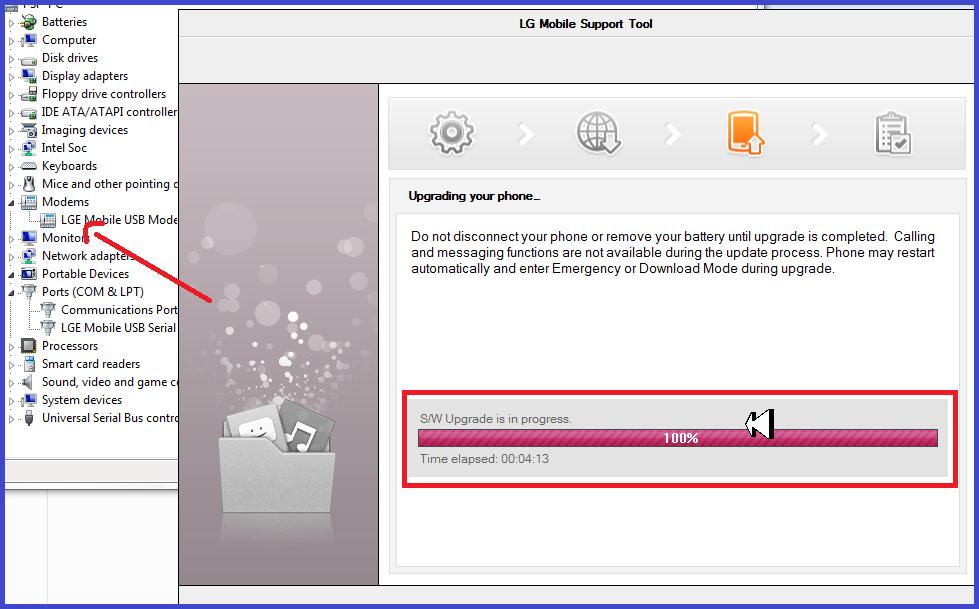 How to Flash LG H630D (LG G4 Stylus) Using LG Flash Tool