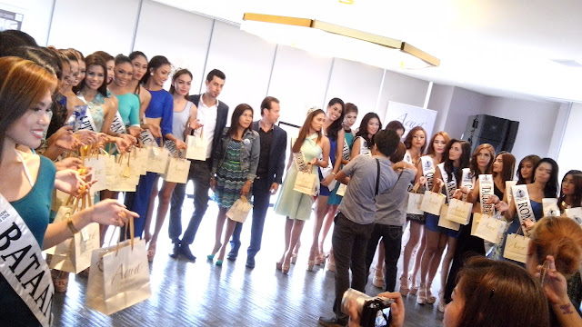 Aqua Mineral Blogger Event last May 15, 2016 at the Knightsbridge in Makati.