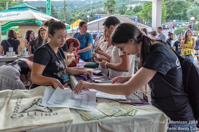Liburnicon 2018 @ Festival fantastike i znanstvene fantastike, Opatija 17.-19.08.2018