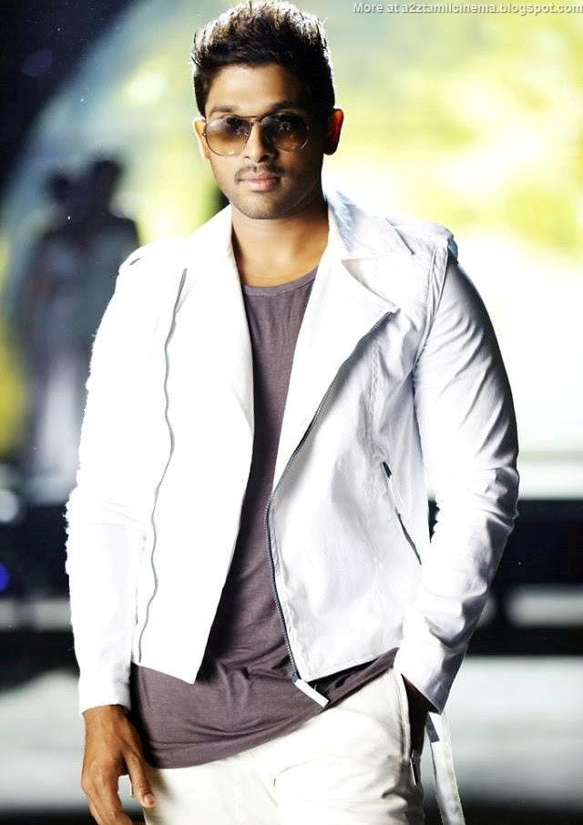 Actor Allu Arjun Latest New Images Tamil Movie Stills