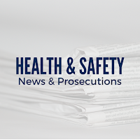 Recent HSE News and Prosecutions