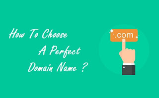 How to choose a Domain name?