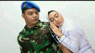 Nah Loh ..  3 Tahun Pacaran, Perawat Ini Tertipu TNI AU Gadungan. Ini Pekerjaan Aslinya!